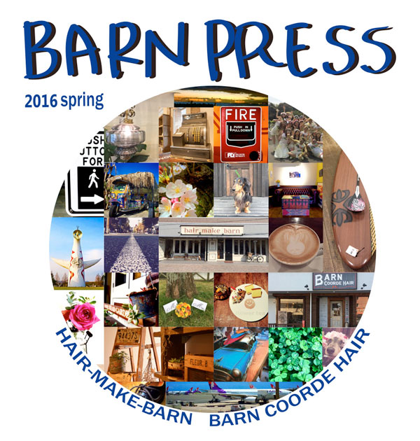2016.spring BARN PRESS