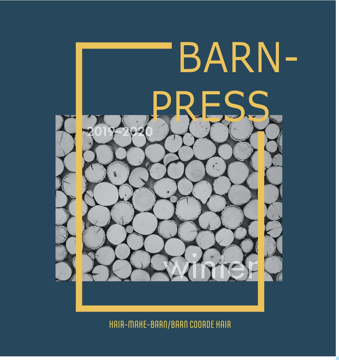 2019~2020.winter BARN PRESS